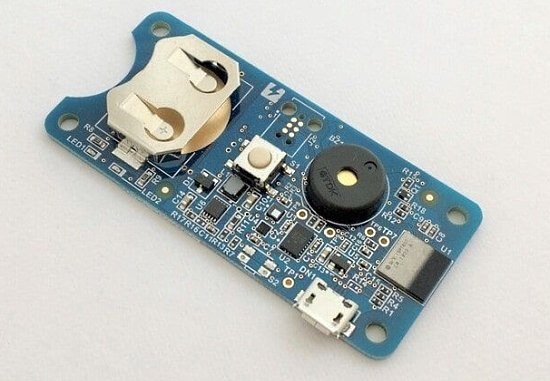"""How to use """"BLE multi-sensor board with ISP1807"""""""