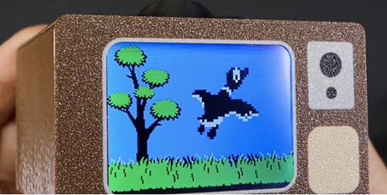 Duck Hunt Ornaments