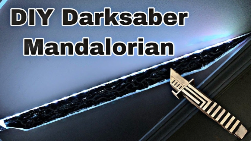 Dark Saber by The Art of Casting Thingiverse