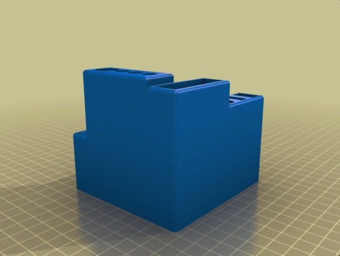 Print Tools Organizer by Gadget047 Thingiverse
