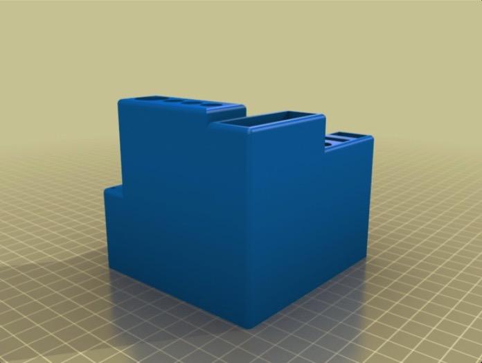 Print Tools Organizer by Gadget047 Thingiverse