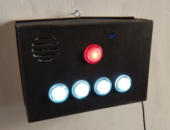 Raspberry Pi Intercom
