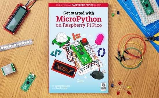 MicroPython on Pico Book