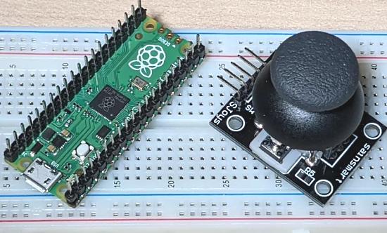 MicroPython Joystick