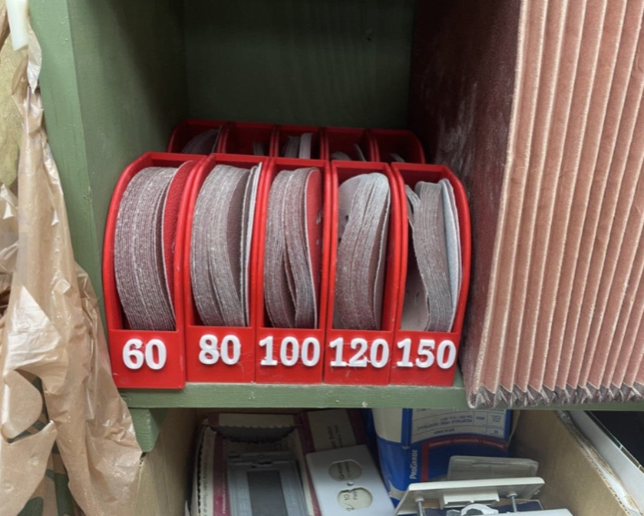 5 inch Sandpaper Disc Holder by naturalhoosier Thingiverse