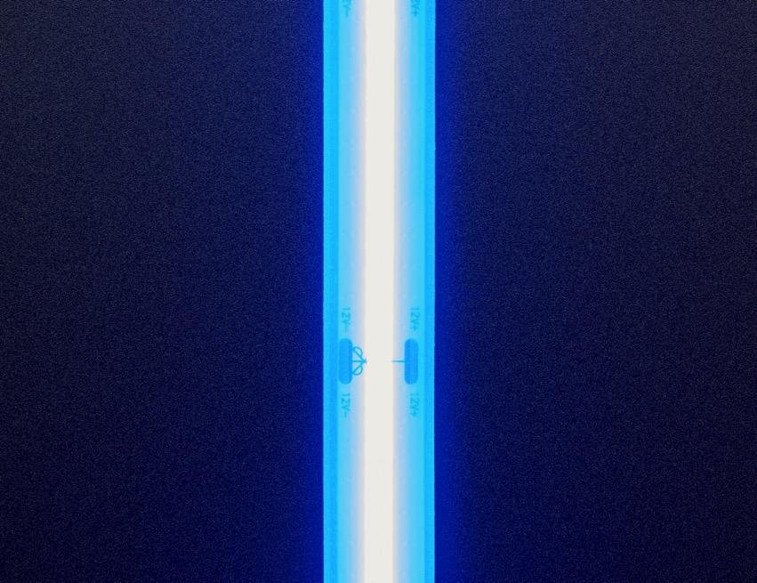 COB LED Strip blue top lit ORIG 2020 12