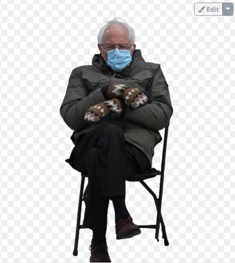 How to Make Your Own Bernie Sanders Inauguration Meme