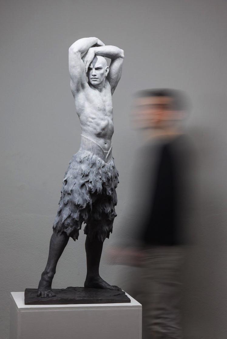 Coderch Malavia sculptors The Great Swan