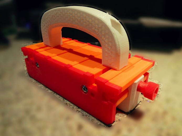 Push Block by CliffGlanz Thingiverse