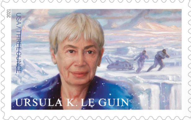 Pioneering sci fi author Ursula K Le Guin gets her own US postage stamp CNET