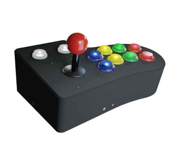 Plug and Play RetroPie Arcade by lahimbageda Thingiverse