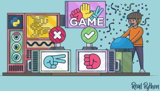 Make Your First Python Game