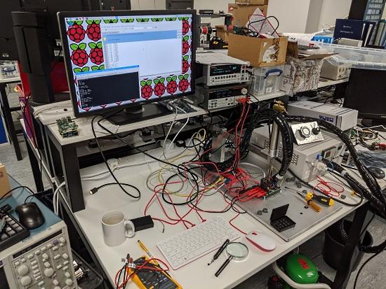 Raspberry Pi Silicon