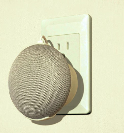 Google NEST Mini US v1 socket direct stand by stv is it Thingiverse