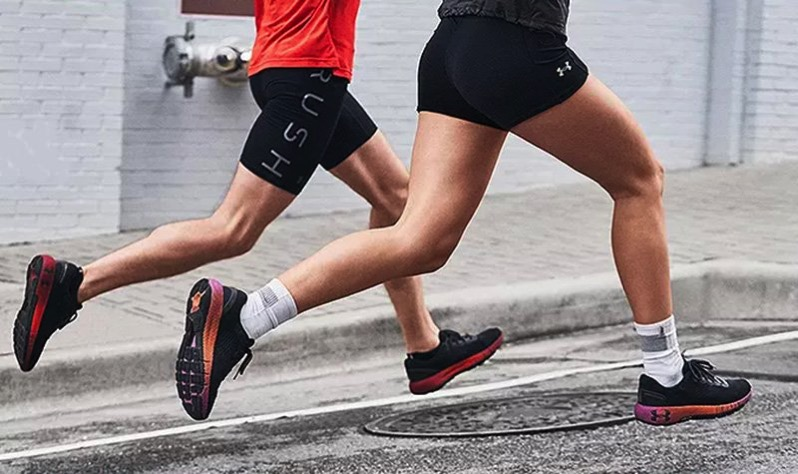 Under Armour New HOVR Running Shoes 1