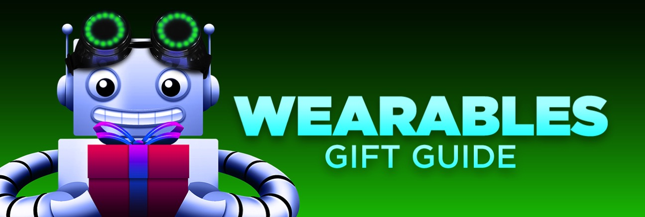 Adafruit wearables gift guide hero
