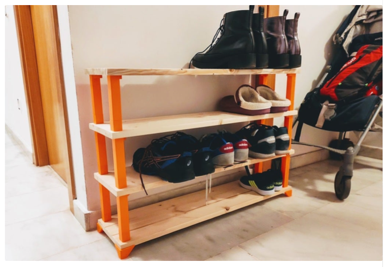 Organize your shoes 2021 version by jamor3s Thingiverse