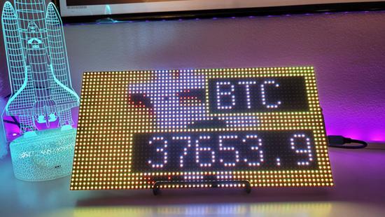 Etsy LED Crypto Live Updates
