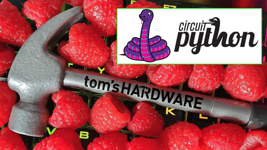 Tom's Hardware Pi Cast