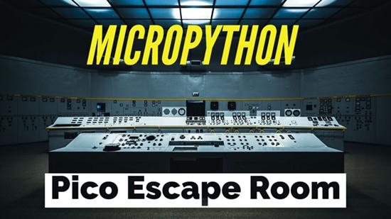 MicroPython Pico Escame Room