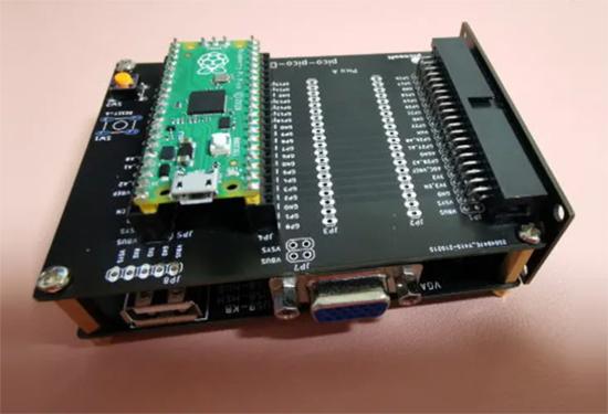 ORANGE-Python Pico Computer