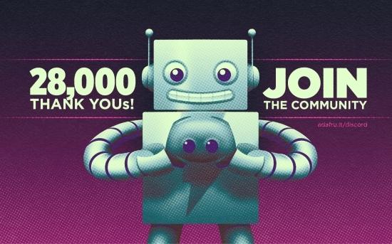 28,000 THANKS