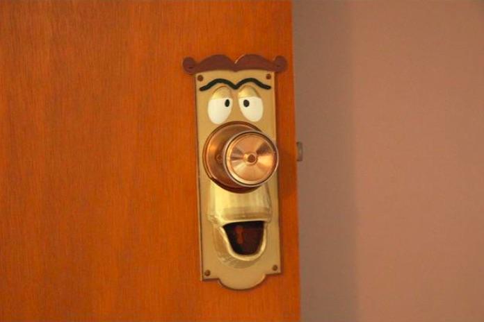 Alice In Wonderland Doorknob by rkxone Thingiverse