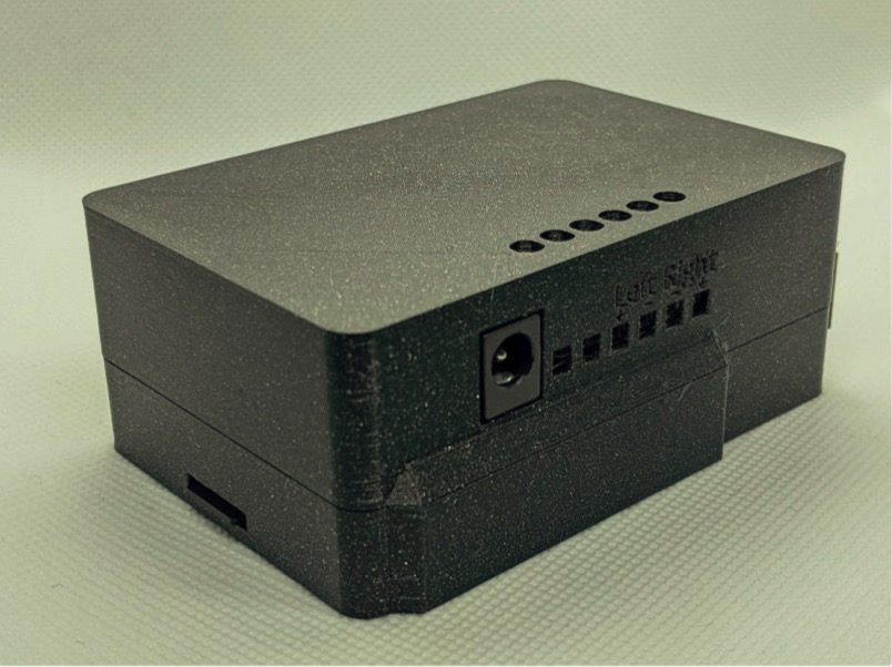 HiFiBerry Amp2 case for raspberry pi 4 by aerospaceboy Thingiverse