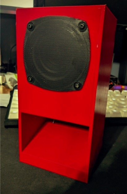 PI Zero Speaker Box Google AIY by kern2011 Thingiverse