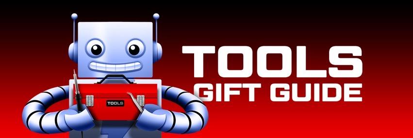 Adafruit tool gift guide header