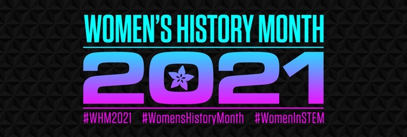 Adafruit womens history 21 hero