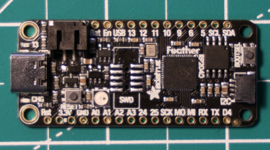 First Look at the Adafruit Feather RP2040