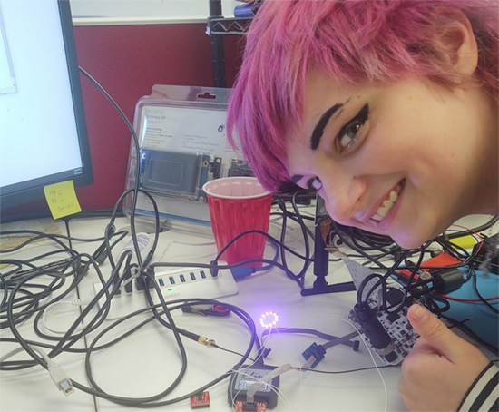 Cosplay with CircuitPython