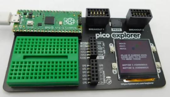 Pico Explorer Base