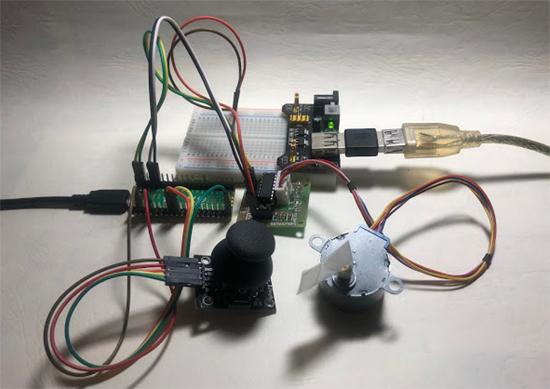 Pico and motors