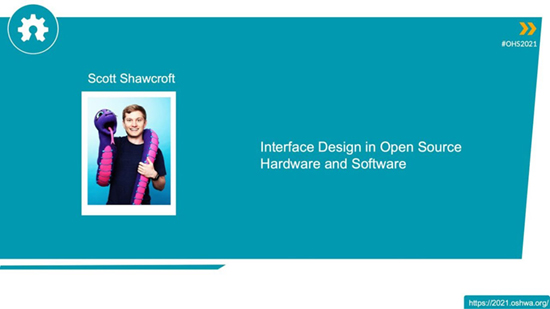 Interface Design in Open Source Hardware and Software
