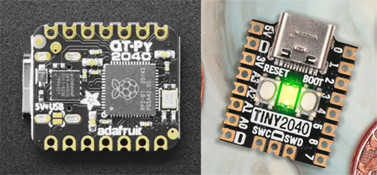 RP2040 boards