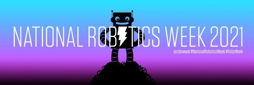 Adafruit national robotics week 2021 blog