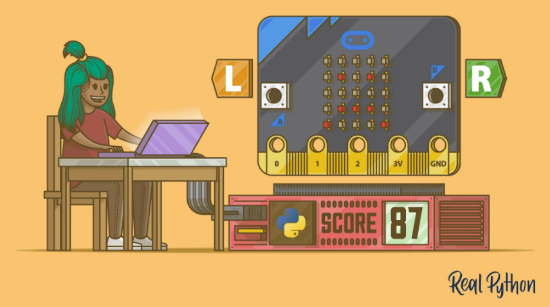 Build a Game on the BBC micro:bit