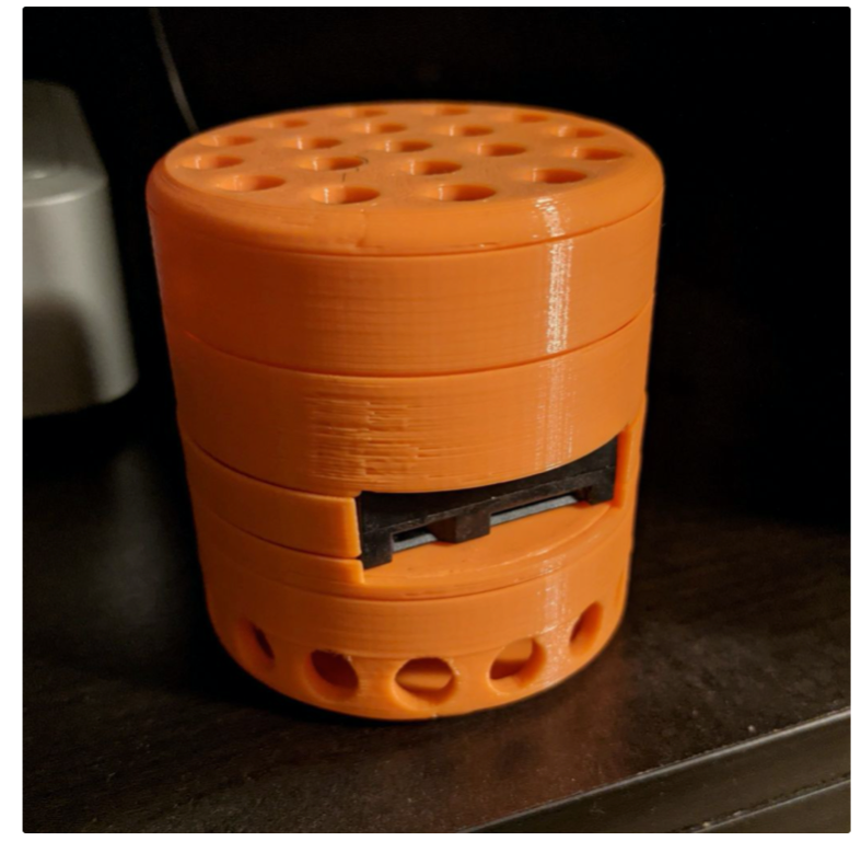 Air Quality Temperature Sensor IOT by scotthraban Thingiverse