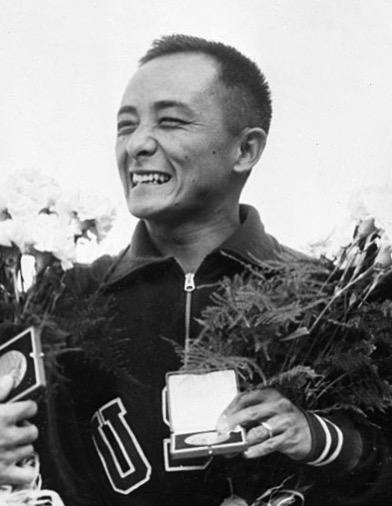 Sammy Lee 1952