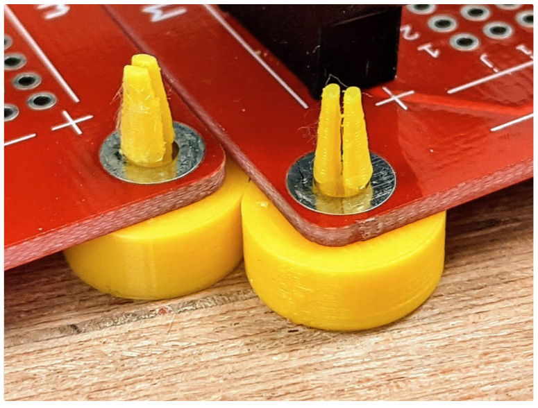 PCB Feet Standoffs for M3 by scruss Thingiverse