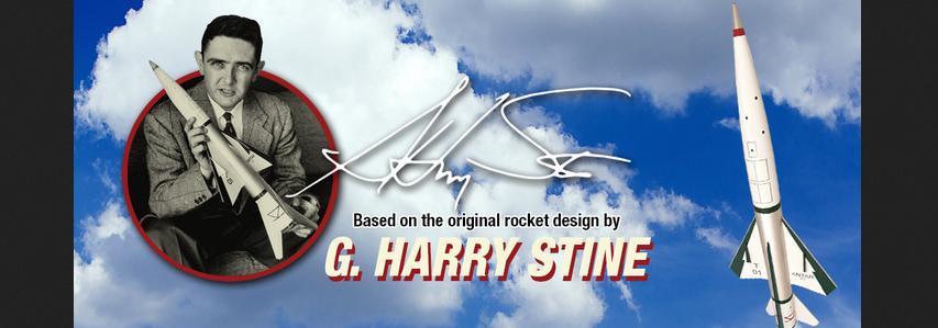 adafruit.com - New Estes Kit Based on Model Rocket Pioneer G.Harry Stine's Original Antar Design