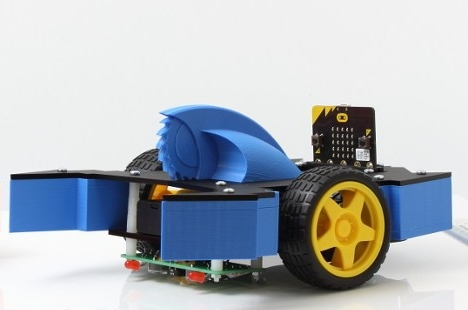 Kitronik Motor Driver board