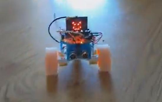 MakeCode Robot