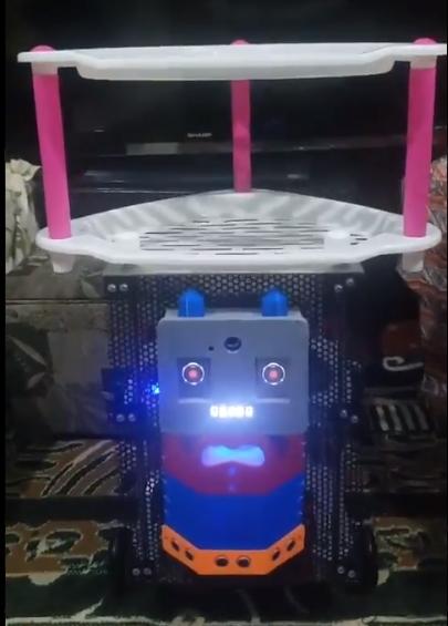 Serving Robot