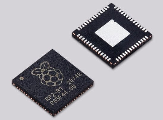 Raspberry Pi update: RP2040
