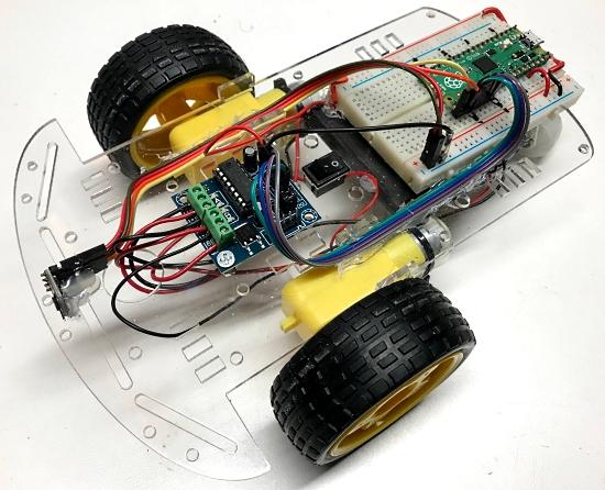 Pico Robot