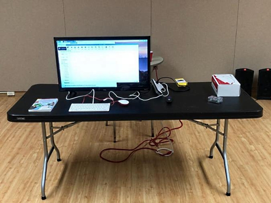 How I teach Python on the Raspberry Pi 400 at the public library
