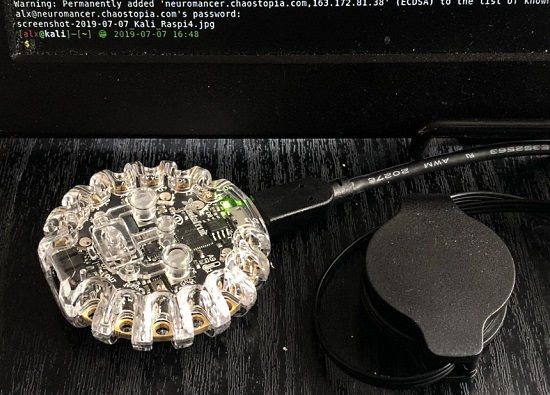 Circuit Playground Express Mouse